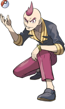 Omega Ruby Alpha Sapphire Sidney