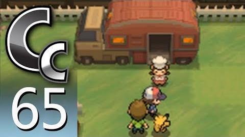 Pokémon Black & White - Episode 65 Dining Dash