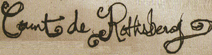 Rothsberg signature