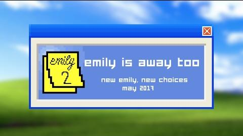Emily is Away Too - Gameplay Trailer
