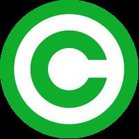 Allowed copyright