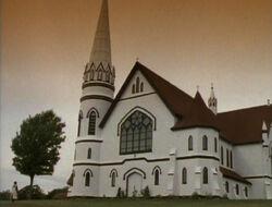 White Cross Catholic Church