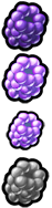 Blackberry crate