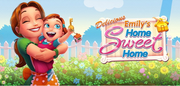 Emily's Home Sweet Home Cover