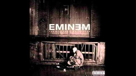 Eminem The Marshall Mathers LP - Public Service Announcement 2000