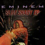 Eminem - The Slim Shady EP CD cover