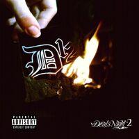D12 - Devil's Night 2 - CD cover