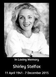 Shirley Stelfox tribute