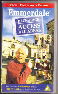 Backstage Pass VHS