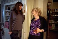 Chas stabs Diane