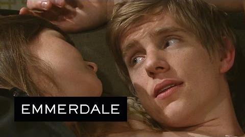 Emmerdale - December Trailer - Robert and Aaron