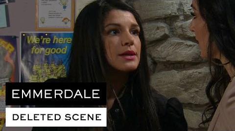 Emmerdale Deleted Scene - Jai plans his custody case