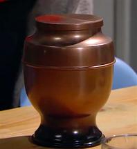 Evan Fletcher urn