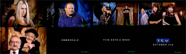 Emmerdale five days a week