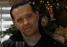 Graham revealing Andrea's affair