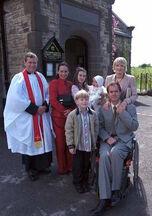 Jean's christening