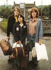 Merrick family 1980 - Jackie, Pat and Sandie