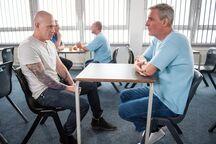 David visits Frank in prison