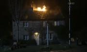 Brook Cottage fire