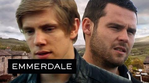 Emmerdale - The Robert And Aaron Affair Story