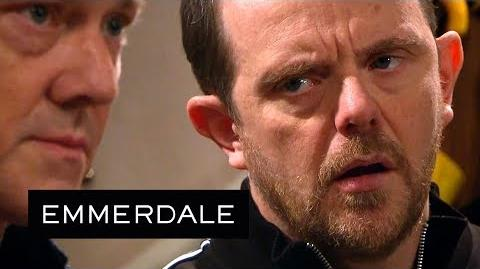 Emmerdale - Daz Is Forced to Reveal His Secret to Dan
