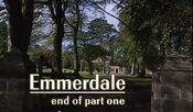 Emmerdale Break Video Bumper From October 10, 2007