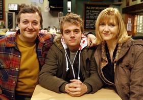 Greg, Melanie and Jake Doland