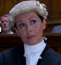 Prosecution Barrister (Emma Bowe)