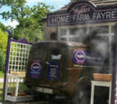 Wylde's Home Farm Fayre van