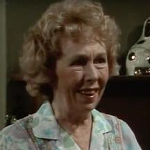 Annie Sugden 1988