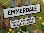 Emmerdale Sign