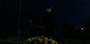 Robert at Jack's Grave (2009)