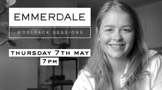 STREAMING NEXT WEEK The Woolpack Sessions Live Stream - Isobel Steele From Emmerdale
