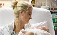 Debbie and baby Jack