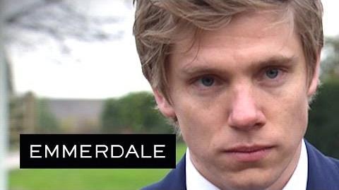 Emmerdale - Robert And Aaron Caught!