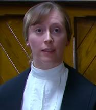 Court Clerk (Helen MacFarlane)