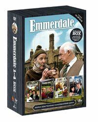 Emmerdale DVD 1-4