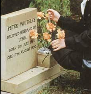 Emmie pete whiteley grave