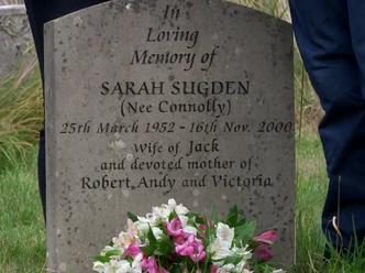 Emmie sarah grave