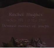 Emmie rachel hughes grave