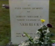 Emmie grave of skilbeck twins