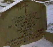 Emmie skilbeck twins grave