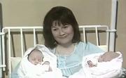 Emmie peggy birth twins