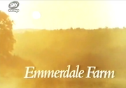Emmerdale farm opening titles 1983