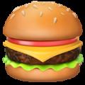 Hamburger - Apple