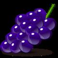 Grapes - Emojidex