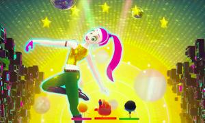 Emoji movie Akiko Glitter
