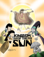 Disney poster kingdom of the sun ryan r nitsch by ryannitsch-d8uwx0i