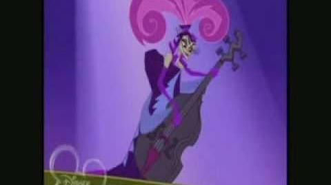 Yzma vs Dirk Brock