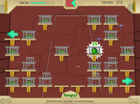 Red-Eyed Tree Frog Man Gameplay